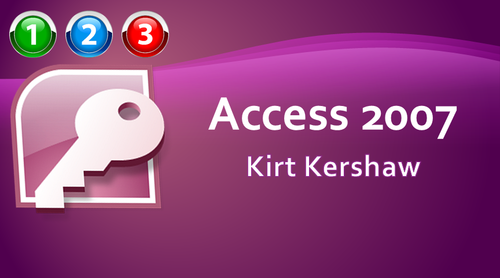 Access 2007 Beginner to Advanced