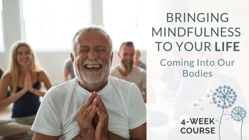 Bringing Mindfulness to Life: Coming Into Our Bodies