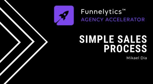 07. Simple Sales Process