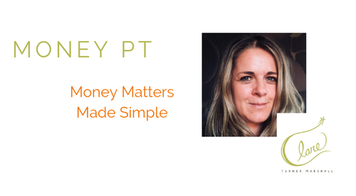 MONEY PT Money Matters Made Simple