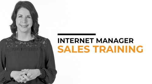 Internet Manager Sales Training