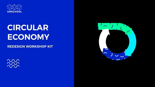 Toolkit | FREE Circular Economy ReDesign Workshop Kit