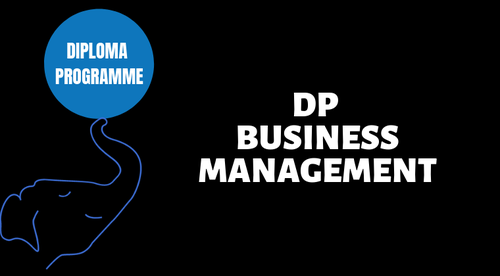 IBTROVE IBDP BUSINESS MANAGEMENT TEACHER PREP COURSE