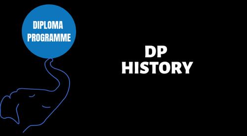 IBTROVE IBDP HISTORY TEACHER PREP COURSE