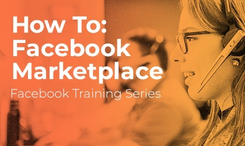 How To: Facebook Marketplace