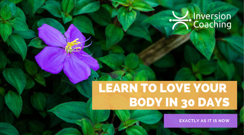 Learn to Love Your Body in 30 Days: June Session