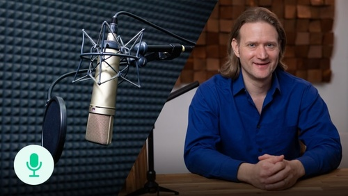 Voice Over for Real People: Complete Freelancing Guide Online Course