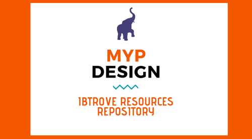 MYP DESIGN RESOURCE REPOSITORY
