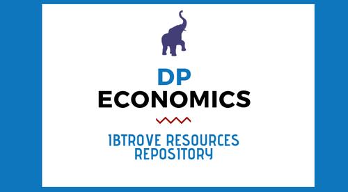 IBDP ECONOMICS RESOURCE REPOSITORY