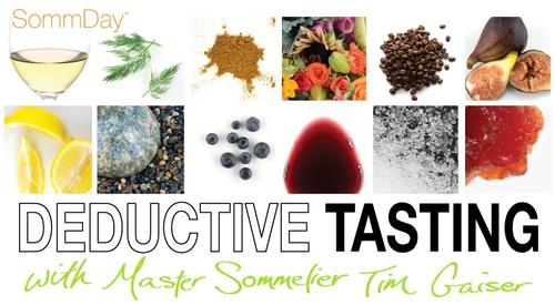 SommDay School | Deductive Tasting