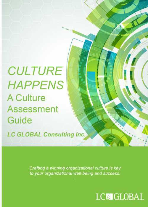 E-Book: Culture Happens - A Culture Assessment Guide