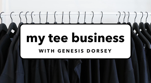 My T-Shirt Business Bootcamp