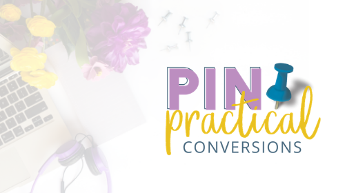 Pin Practical Conversions