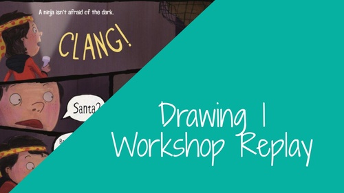WORKSHOP: Drawing 1