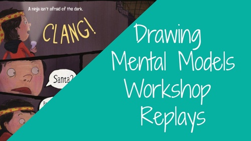WORKSHOP: Drawing 1-Drawing with Mental Models