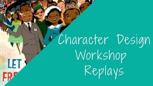 WORKSHOP: Character Design