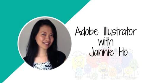 INTENSIVE: Adobe Illustrator with Jannie Ho - Jun 2019