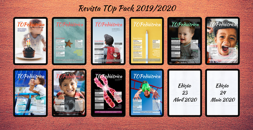 Pack 12 Edições 2019/2020 - Revista TOp