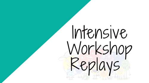 WORKSHOP: Intensive Replays