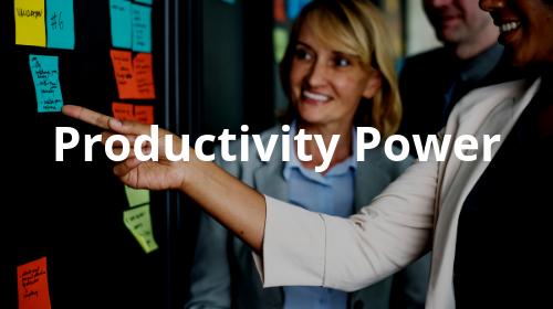 Productivity Power Program
