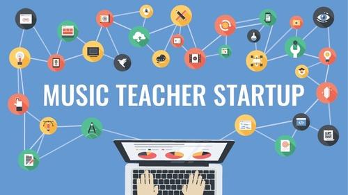 Music Teacher Startup