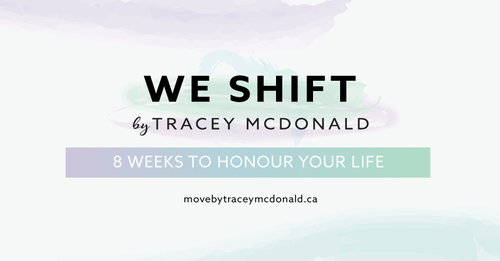 We Shift - 8 Week Program