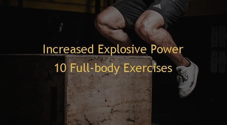10 Exercises for Enhanced Explosive Power