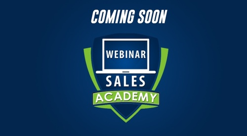 Webinar Sales Academy (COMING SOON)