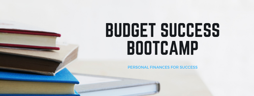 Budget Success Bootcamp