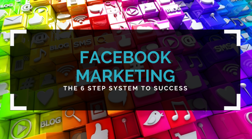 Facebook Marketing - The Six Step System to Success