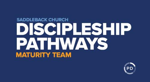 Discipleship Pathways