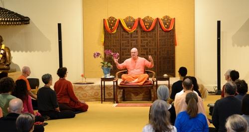 LIVESTREAM: Swami Chetanananda Teachings on the the Śiva Sūtras