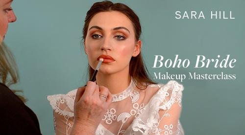 Boho Bride Makeup Masterclass