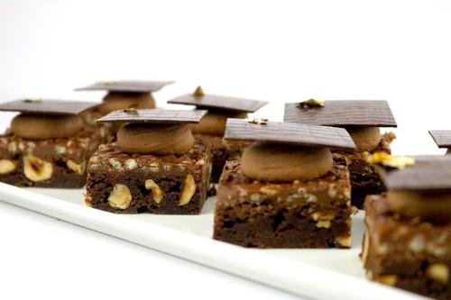 Brownies Ferrero