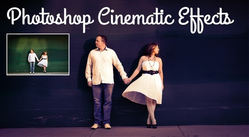 Photoshop Cinematic Effects