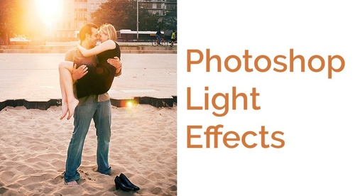 Photoshop Light Effects