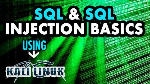 The SQL & SQL Injection Basics Using Kali Linux