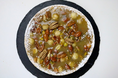 Tarta Carmelo Salados & Frutos Secos