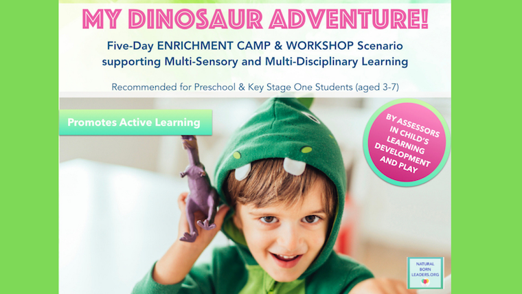 My Dinosaur Adventure!