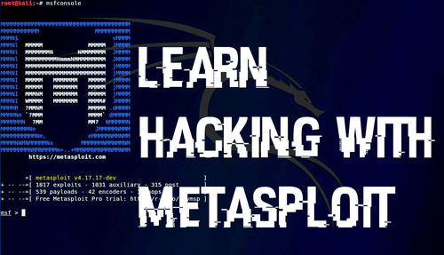 Learn Hacking With Metasploit