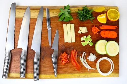 Cuchillos y Técnicas de corte