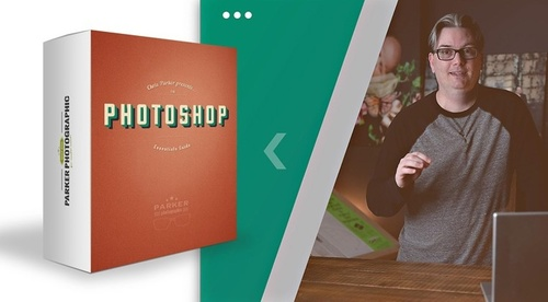 Photoshop for Graphic Designers - 47 Projects