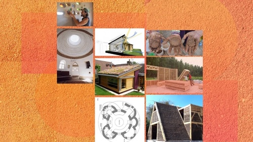 Curso completo en construcción natural & Bioarquitectura