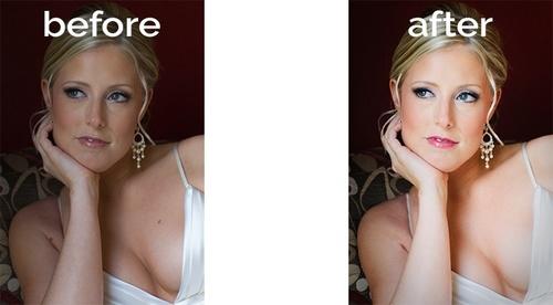 Lightroom Portrait Beauty Retouch - Full Edit & Workflow
