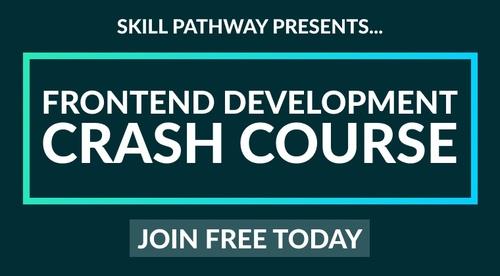 Frontend Development Crash-Course