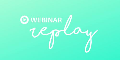Webinar Replay Hub