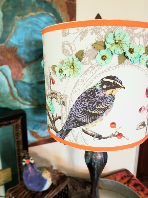 Creating Custom Lamps and Lampshades