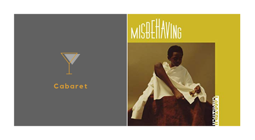 [VIDEO DANCE} Cabaret Dance by Cat Cantrill to Misbehaving by Labrinth