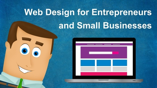 Web Design for Entrepreneurs and Small Businesses