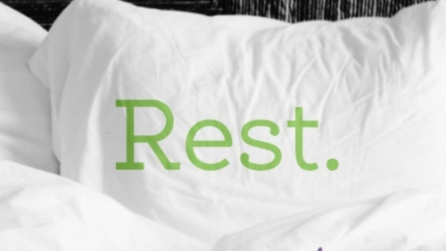 Real Rest for the Weary Mom